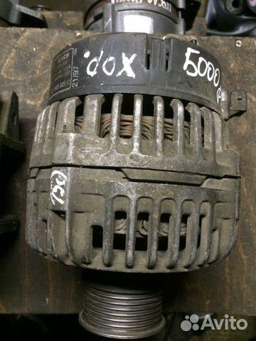 Генератор 150А Audi 021903025C— фотография №1