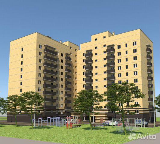 1-к квартира, 37.8 м², 8/10 эт. 84812777000 купить 3
