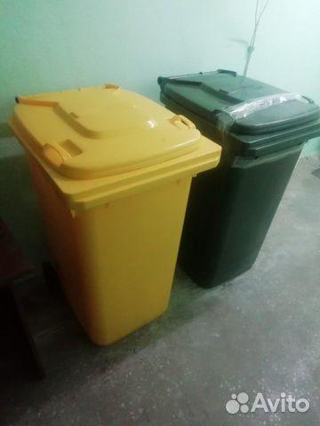 Контейнер для мусора тбо и тко бак, бункер купить 6