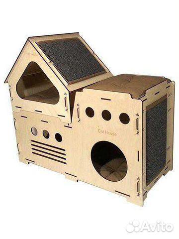 Дом для кошек 89612340824 купить 3