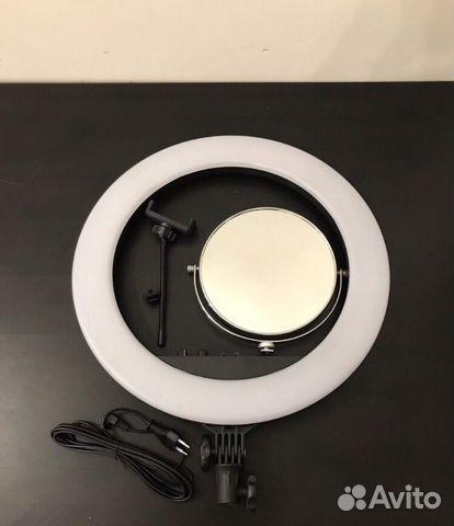 Кольцевая лампа 89307266468 купить 4