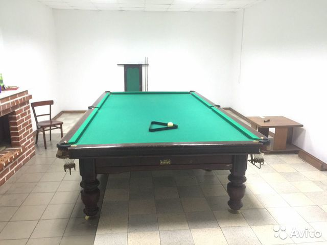Бильярдный стол, бильярд 89095433231 купить 3