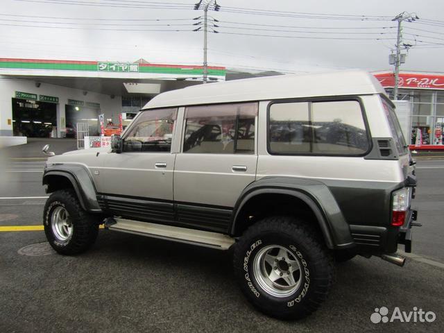 Nissan Safari, 1994 89143200606 купить 3