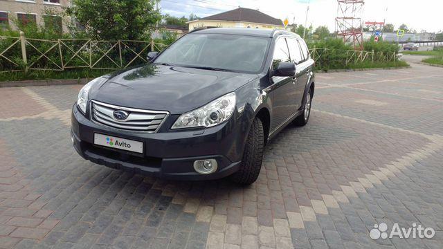 Subaru Outback, 2011 89386663275 купить 1