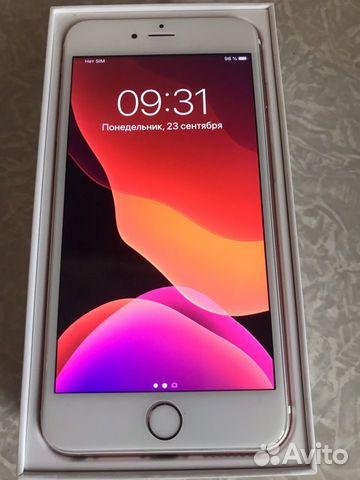 Айфон 6 s 32 гб Ростест розовый 89206114562 купить 4