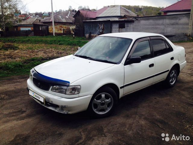 Toyota Corolla, 1998 89030676499 купить 1