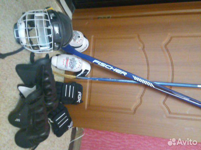 Хоккейная форма б/у  89241844039 купить 1