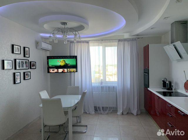 3-к квартира, 110 м², 22/23 эт. 89093329614 купить 1