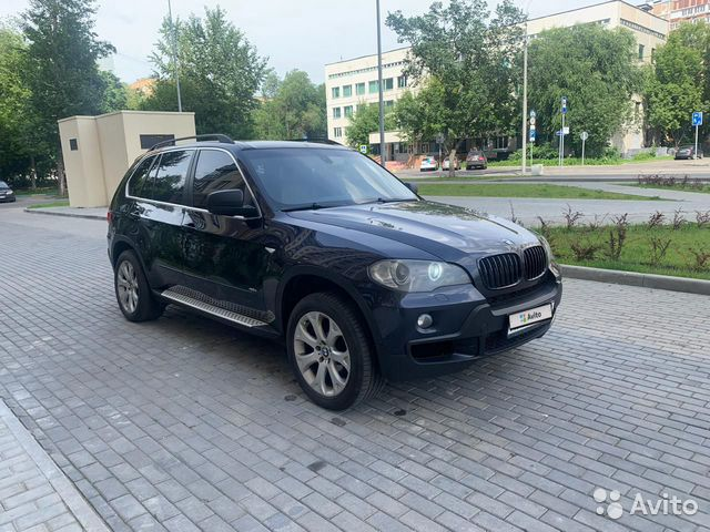 BMW X5, 2007  89054040409 купить 7