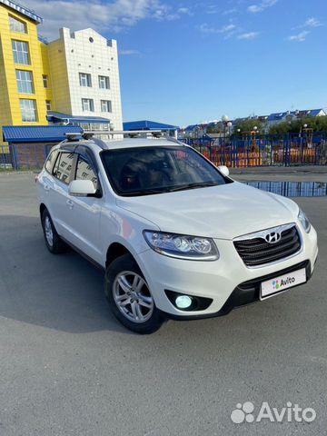 Hyundai Santa Fe, 2011  89615537980 купить 2