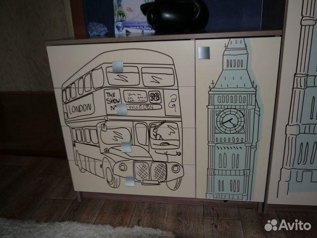 Набор мебели для школьника Лондон  89232752343 купить 3