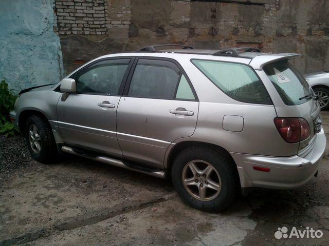 Lexus RX, 2000  89061342286 купить 2