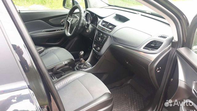Opel Mokka, 2013  89605085857 купить 9