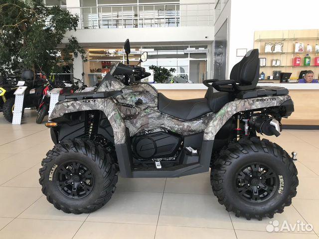 Квадроцикл CFMoto X10 EPS  88792225000 купить 5