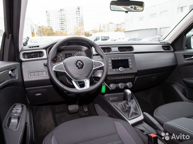 Renault Arkana, 2020  89134005860 купить 7
