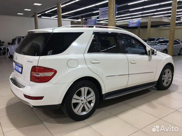 Mercedes-Benz M-класс, 2010  89828708454 купить 6