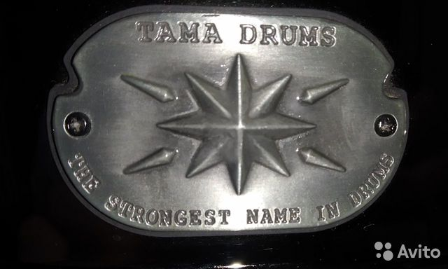 Малый барабан 12 дюймов серии metalworks  89122481231 купить 9