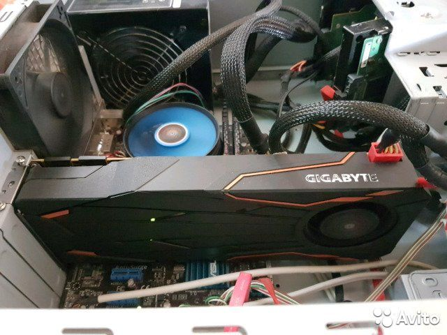 Gigabyte GTX 1080 Turbo OC 8G  89108535453 купить 1