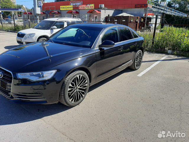 Audi A6, 2013  89537455901 купить 1