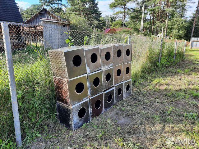 Домики для кроликов  89211472472 купить 3