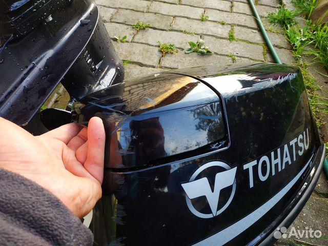 Мотор лодочный Tohatsu M 18 E2S (2020года)  89051307573 купить 2