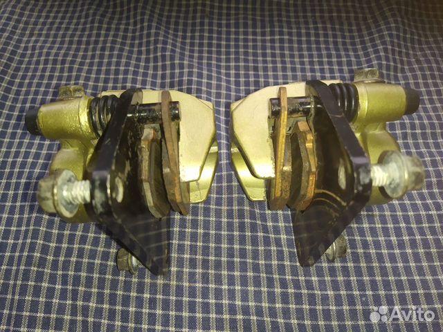 Суппорты тормозные передние SMC 700 jumbo