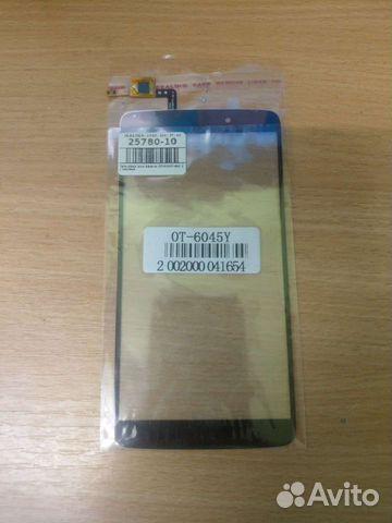 Тачскрин для Alcatel OneTouch idol 3 (6045Y)  89615216150 купить 1