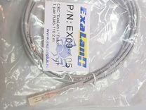 "Скс""Exalan+"" патч-корд UTP 1 пара RJ45-110, PVC, 2"