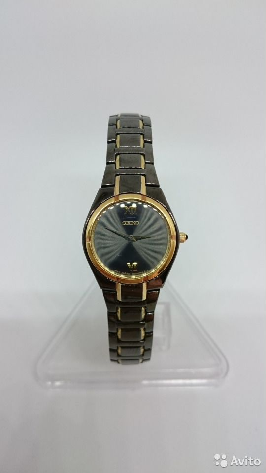 Женские наручные часы Seiko 1N00-0LS0 R2  89525003388 купить 4