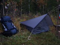 Комплект от Splav: палатка Spirit и тент Lost