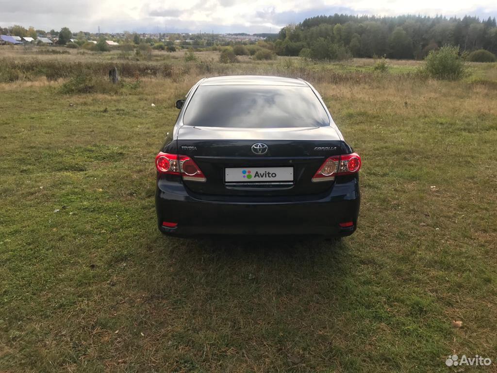 Toyota Corolla, 2011  89124585913 купить 7