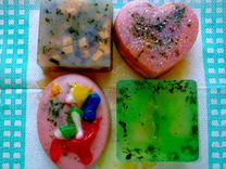 Подарочное мыло с натуральными добавками