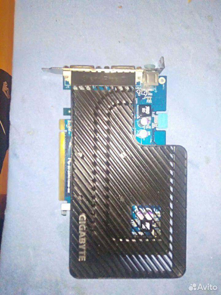 Видеокарта nvidia gforce 7600 gt 256mb в исполнени