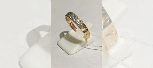 88128fc57f8f Продаю кольцо обручальное 585 пр с бриллиантами купить в Самарской области  на Avito — Объявления на сайте Авито