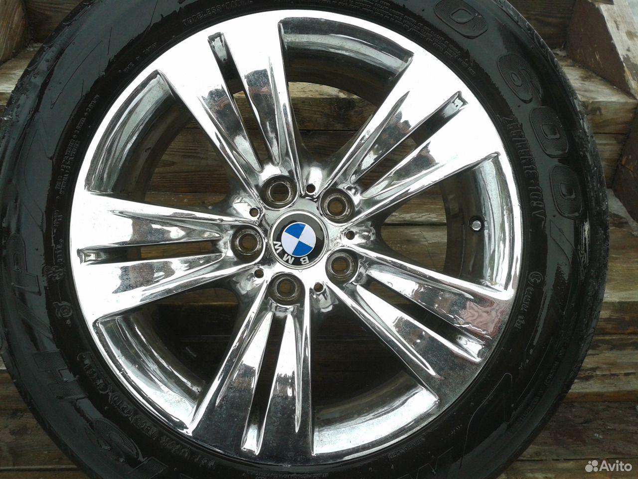 Колеса на BMW X5  89116802933 купить 3