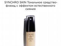 Крем тональный shiseido