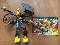 Lego hero factory Лего фабрика героев