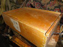 Дрель бэс-1 СССР в коробе с насадками