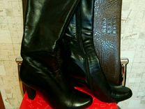 Женские демисезонные сапоги — Одежда, обувь, аксессуары в Новосибирске