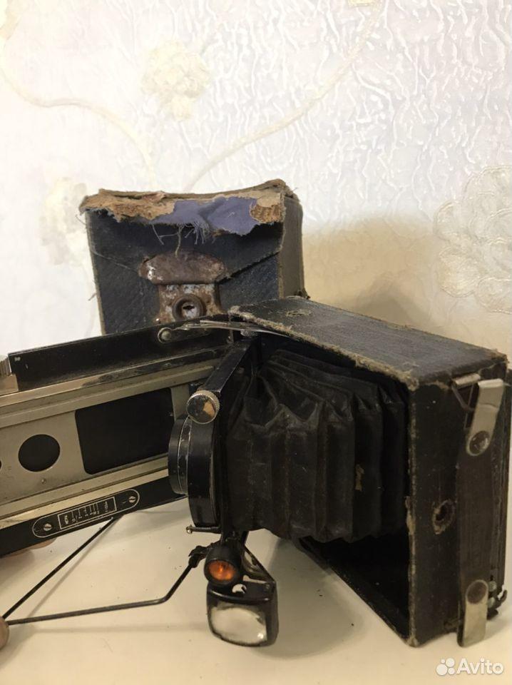 Старинный винтажный фотоаппарат  89124873993 купить 3