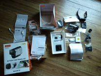 Камера Sony FDR X3000R