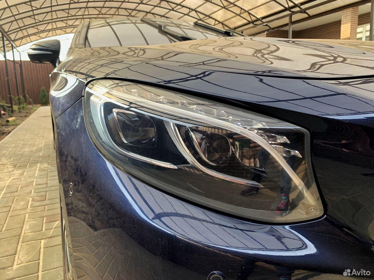 Mercedes-Benz S-класс AMG, 2015  89885309861 купить 7