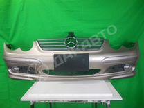 Бампер передний Coupe Мерседес W203 2000-2006