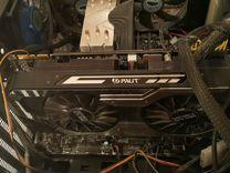 Видеокарта gtx 1080 на гарантии — Товары для компьютера в Самаре