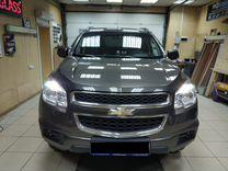 Дхо в поворотники Chevrolet TrailBlazer 2