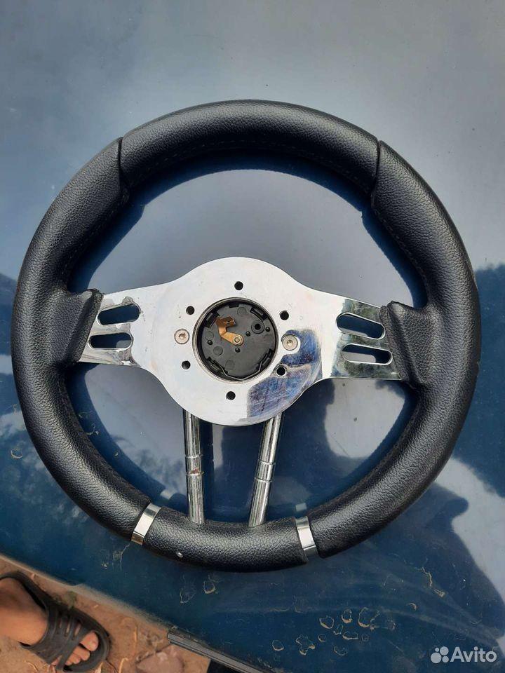 Руль спортивный  89518576104 купить 3