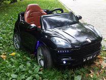 Детский электромобиль porsche macan VIP прокаченый