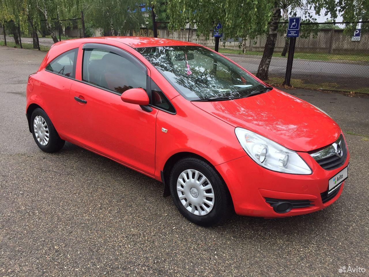 Opel Corsa, 2008  89682751949 купить 6