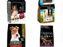 Премиум корма для животных