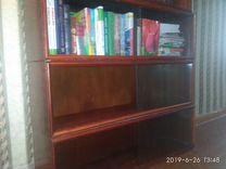 Полки книжные - 4 шт